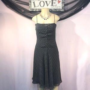 BCBG Silk dress Size 4 💝